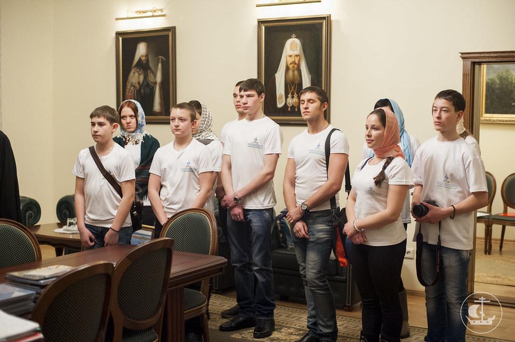 25 января 2014, Делегация из Якутии в СПбПДА