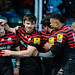 Rugby: Saracens vs Newcastle Falcons - 26 January 2014