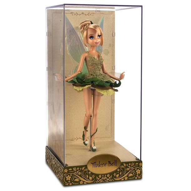 Limited Edition Tinker Bell And Zarina Dolls From The