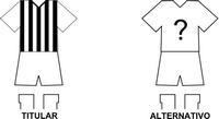 Uniforme Selección Santaniana de Fútbol
