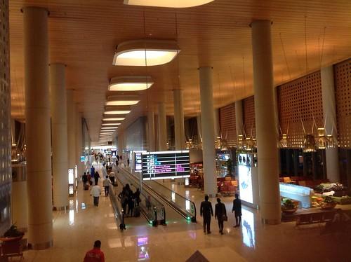 Mumbai Airport by Ginas Pics