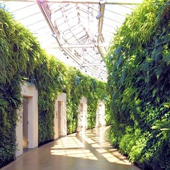 Let's be honest: Longwood Gardens has the coolest bathrooms.