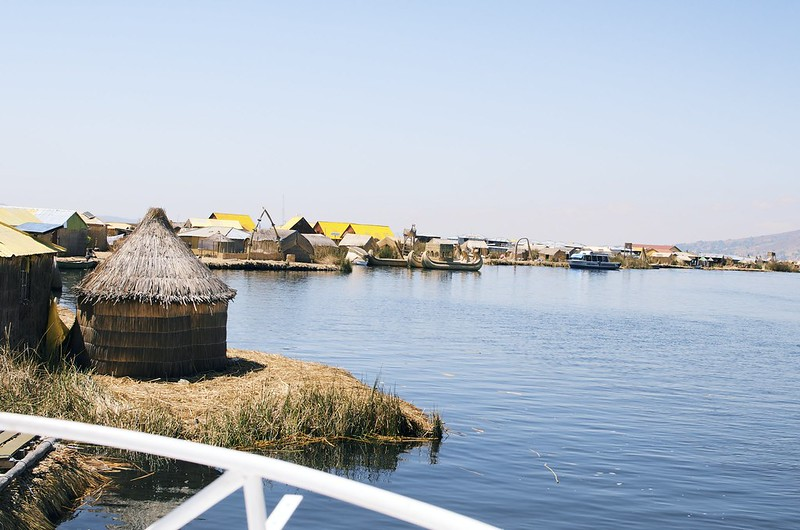 Uros Islands, Photo by Sarah E.