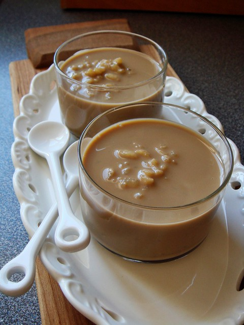 Three Ingredients Dessert: Malted Rice Pudding