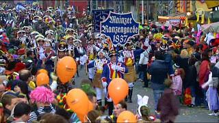 Carnival in Mainz: Ranzengarde