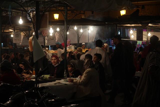 162 - Plaza Jemaa El Fnaa