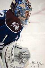 Avs vs Ducks - Semyon Varlamov