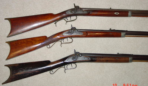 Freeport, Illinois-Made Rifles