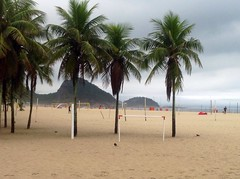 Praia Copacabana, Rio de Janeiro
