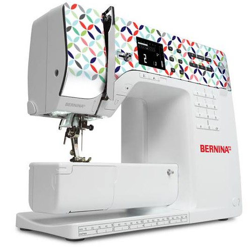Bernina faceplate contest