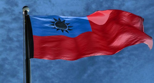 National Flag of Taiwan
