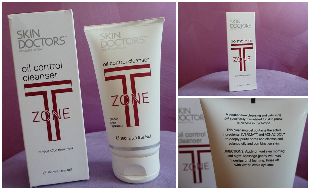 Skin Doctors T zone oily skin blemish prone cleanser cream night day active australian beauty review ausbeautyreview blog blogger healthy improvement no more pores treat pretty drugstore1