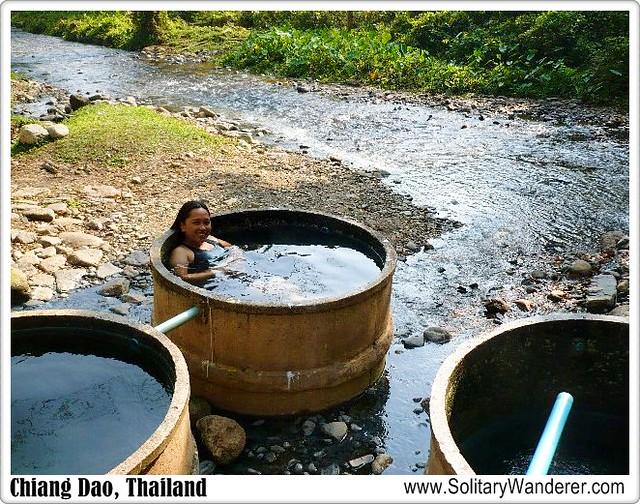 Chiang Dao hot springs