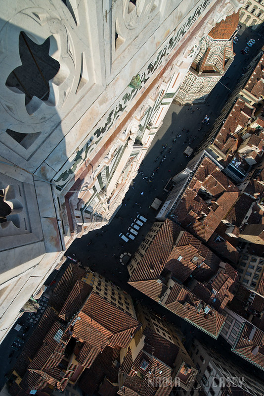 Duomo Tower Side