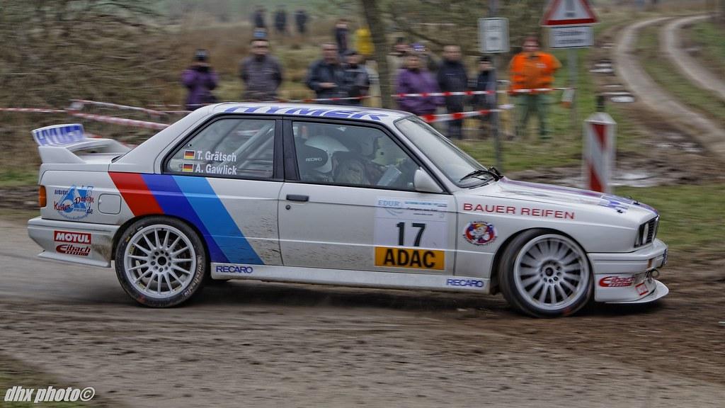 Adac Wikinger Rally 2014 Wp13 17 Bmw M3 E30 Evo D