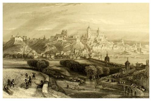 006-Salamanca-Picturesque views in Spain and Morocco…Tomo II-1838-David Roberts