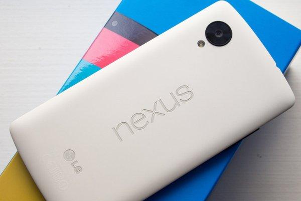 Обновление для Nexus 5