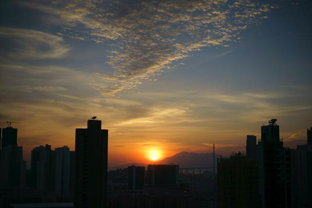 香港-嘉頓山, Sony ILCE-7M2, Sony FE 55mm F1.8 ZA