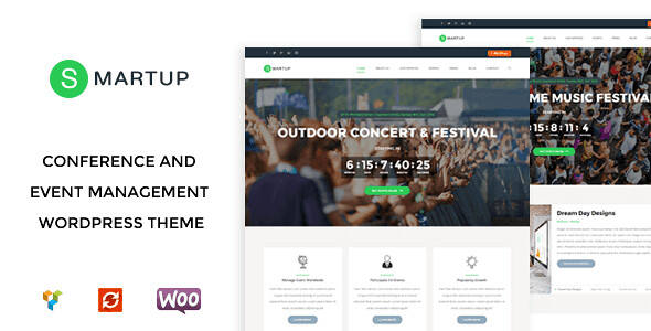 Smart Up WordPress Theme free download