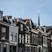 Gevels langs de Lange Nieuwstraat - akadálymentesítés