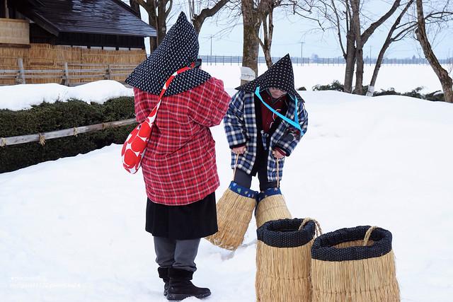 【秋田祭典】2017橫手雪祭
