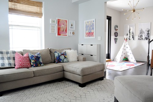 Deconstructing the Living Room Sectional