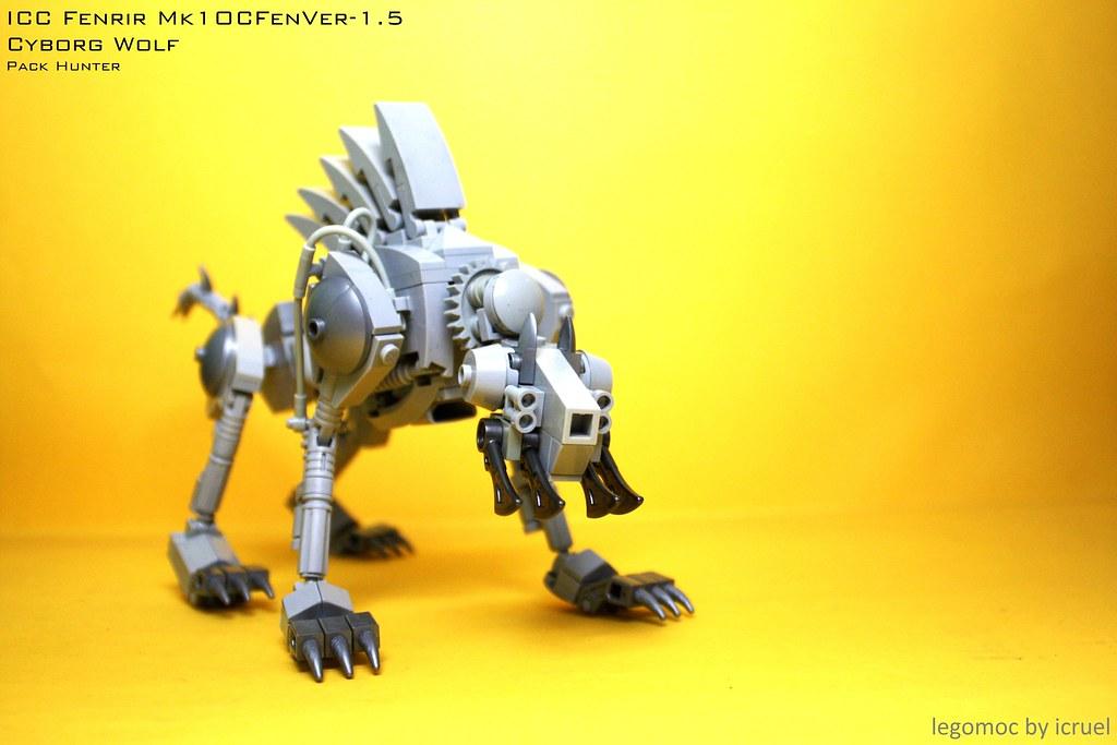 ICC Fenrir Mk1 (custom built Lego model)