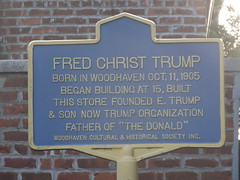Fred Christ Trump - Father of the