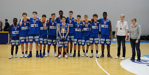 Grande Finale Fribourg Académie U16m -  Swiss Central Basket 53