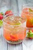 strawberry-bourbon-smash