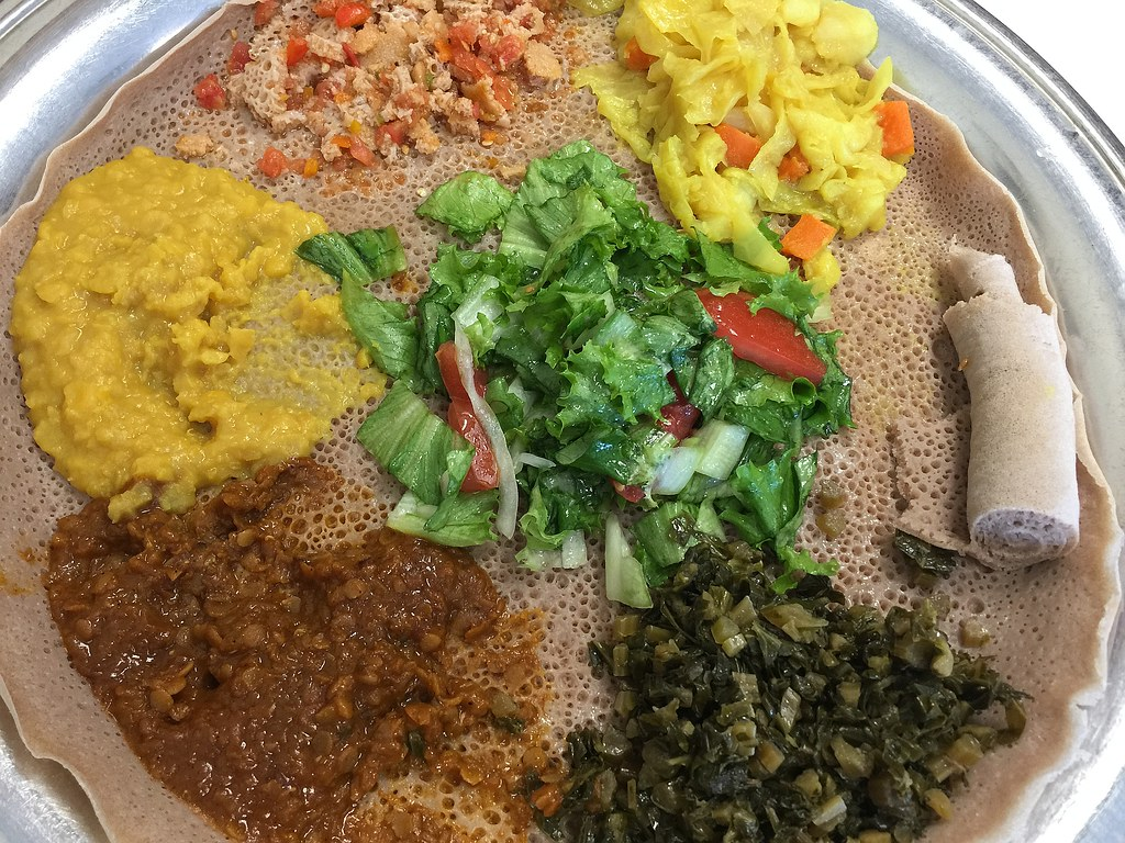 Ethiopian food photo