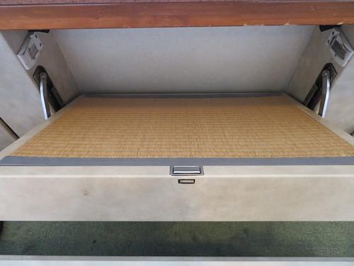 佐賀競馬場のロイヤル席の畳