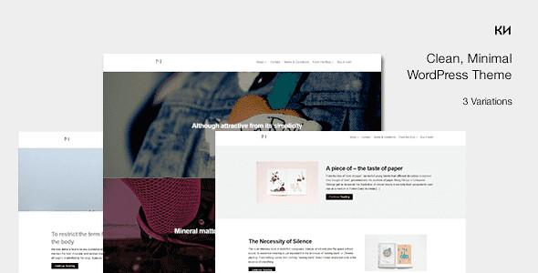 Monika WordPress Theme free download