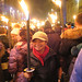 Hogmanay Torch Ceremony, Edinburgh