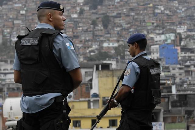 70% da população do Rio de Janeiro afirma que PM não pode ter carta branca para martar - Créditos: Foto: EBC\Arquivo