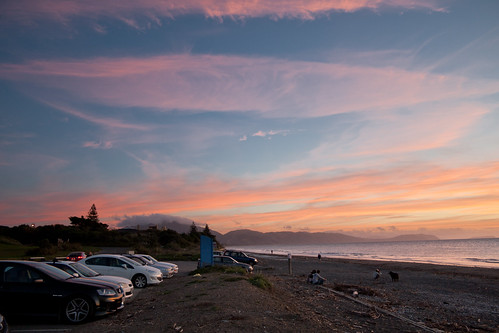 <p>February 2017 at Raumati Beach, Kapiti Coast, New Zealand</p>