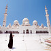 Sheikh Zayed Mosque by mimmopellicola