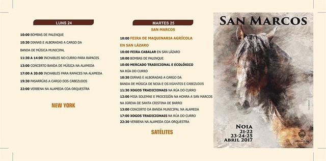 Noia 2017 - San Marcos - programación 2