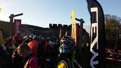 KR early and cold start at the castle