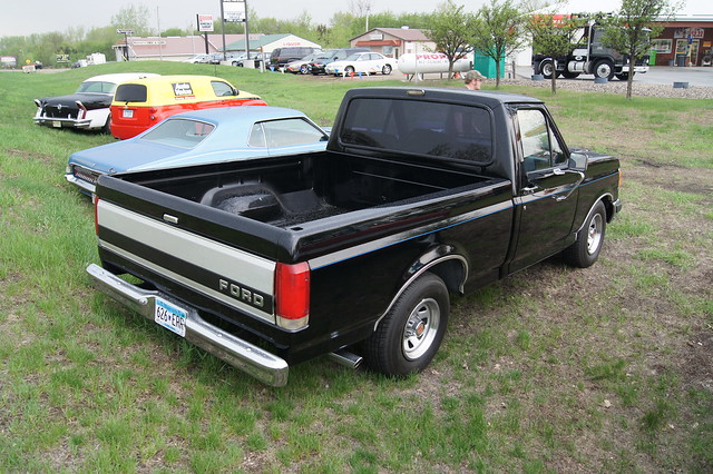 89 ford f 150 pick up flickr photo sharing. Black Bedroom Furniture Sets. Home Design Ideas