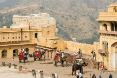 forts of rajasthan amber fort
