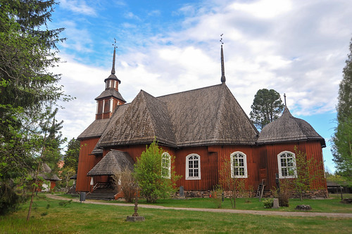 church keuruu