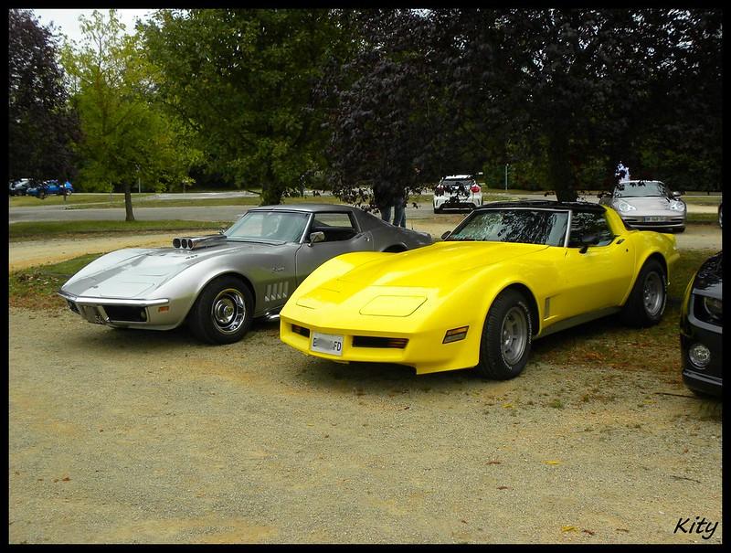 Corvette C3 - 1968 & 1980