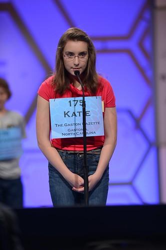 Katie Danis, speller 175