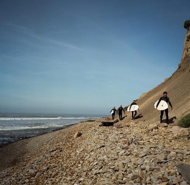 Bolinas Surf Line