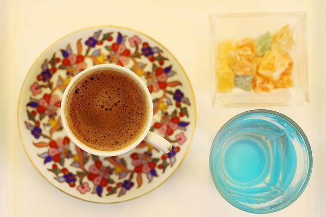 Turkish Coffee Olga Irez Delicious Istanbul