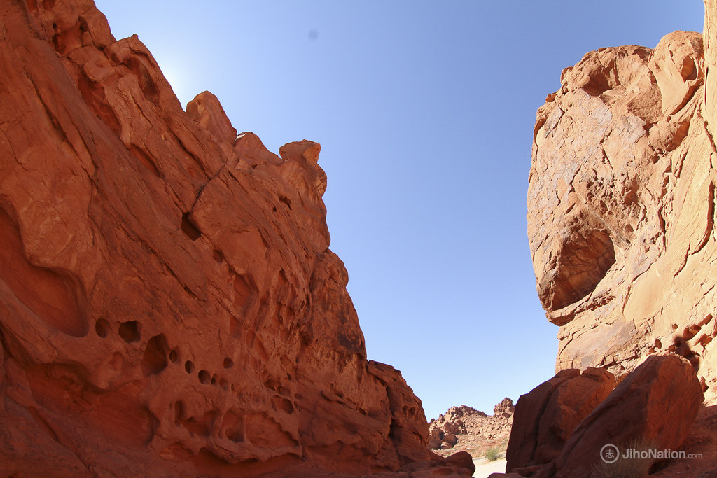 Valley of Fire State Park -- Neveda