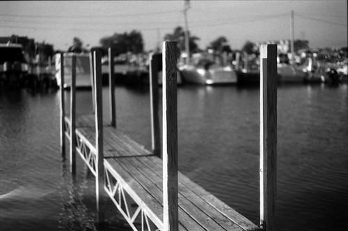 Dock on Catawba