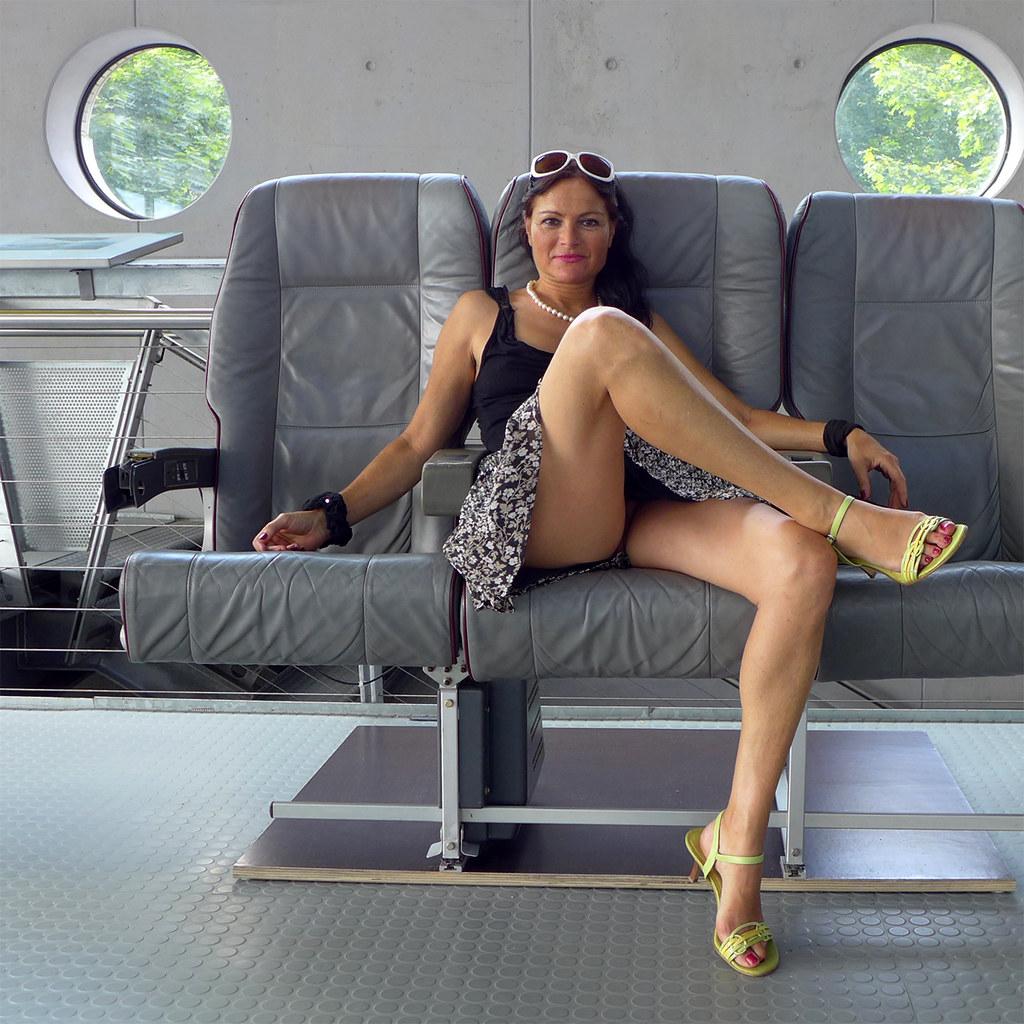 Upskirt And Legs 2