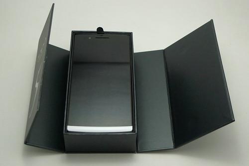 membuka kotak
